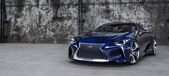 Lexus LF-LC in 2016?
