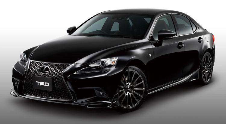 Lexus IS TRD Package