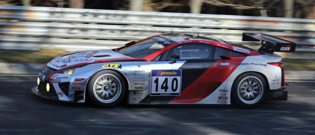 Lexus LFA Lead Image