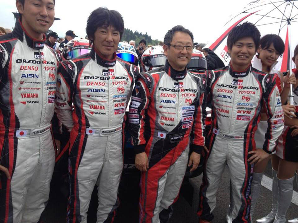 Lexus LFA Racing Team