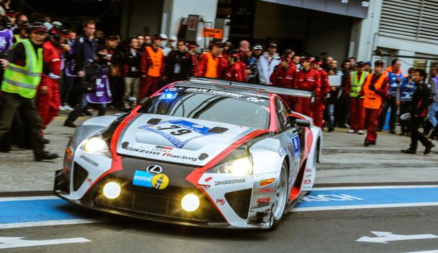Lexus LFA Nürburgring 2013