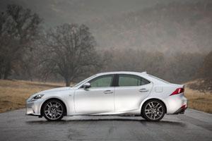 Lexus Canada 2014 IS
