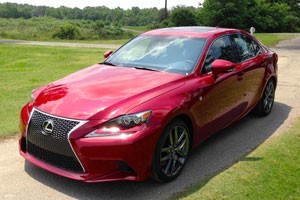 Lexus IS Jalopnik Review