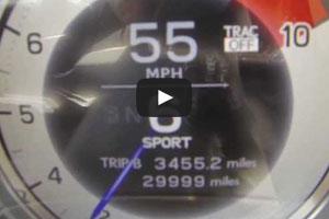 Lexus LFA 30k Milestone
