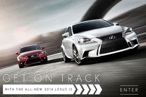 Lexus Canada Contest