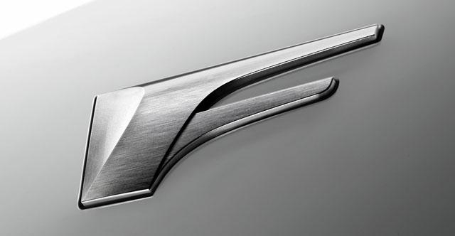 Lexus F Badge