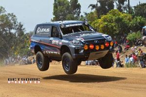 Lexus LX Joe Bacal & John Dohrmann