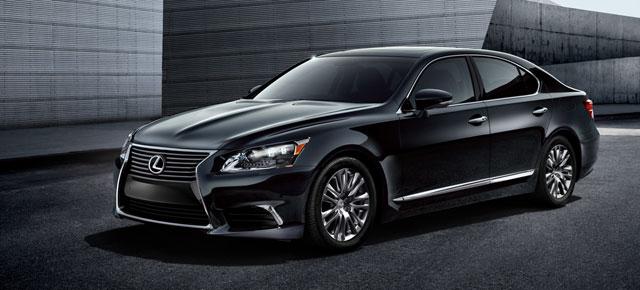 Lexus LS 460 Best Overall