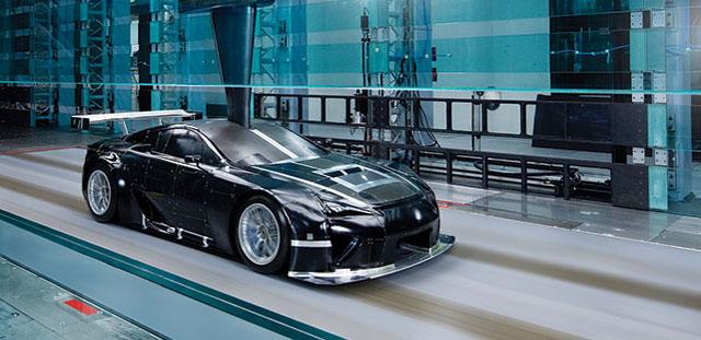 Lexus LFA GTE Racecar