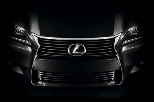 Lexus Spindle Grille