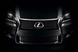 Lexus Spindle Grille