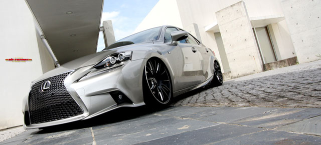 Lexus IS Air Runners Suspension