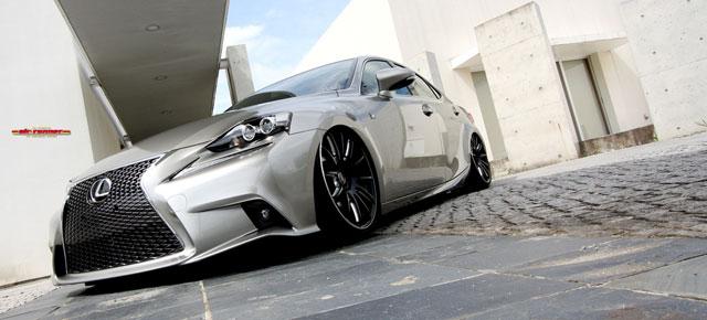 Lexus Rx F Sport >> Dropped 2014 Lexus IS F SPORT by Air Runner | Lexus Enthusiast