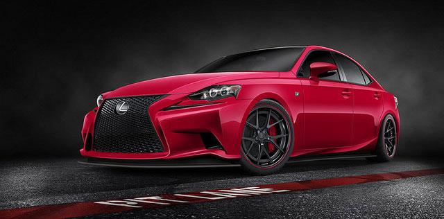 Lexus IS Design Competition