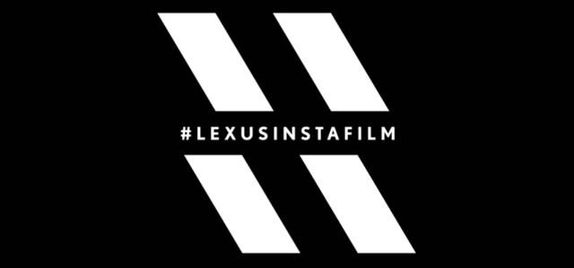 Lexus Instafilm