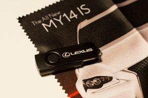 Lexus Enthusiast Prize Pack