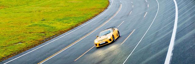 Lexus Shibetsu Proving Ground