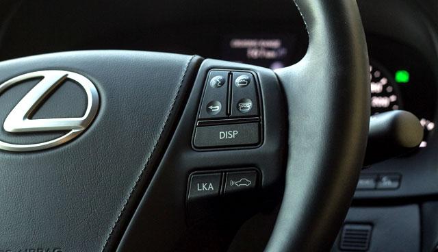 Lexus Siri Eyes-Free