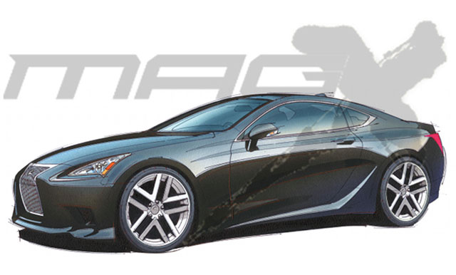 Lexus Sc 2016 >> Lexus Sc To Return In 2016 Lexus Enthusiast