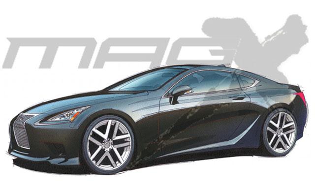 Lexus SC in 2016?