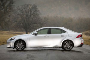 2014 Lexus IS 350 Review from Forbes
