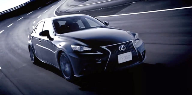 Lexus IS 350 F SPORT Japan