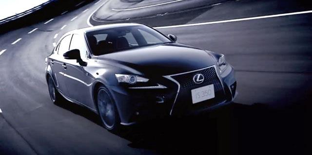 Lexus IS 350 F SPORT Japan