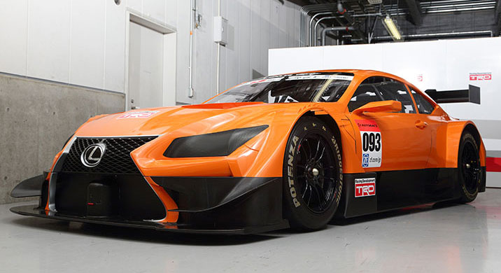 Lexus Super GT Race Car