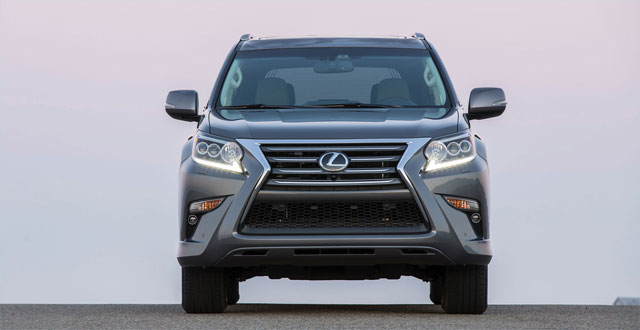 2014 Lexus GX 460 Update Revealed