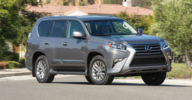 Lexus GX 460 Video 2014
