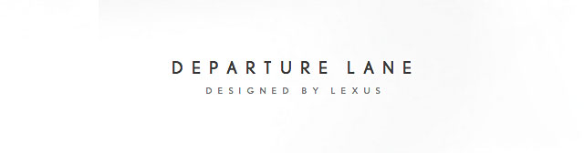 Lexus Departure Lane