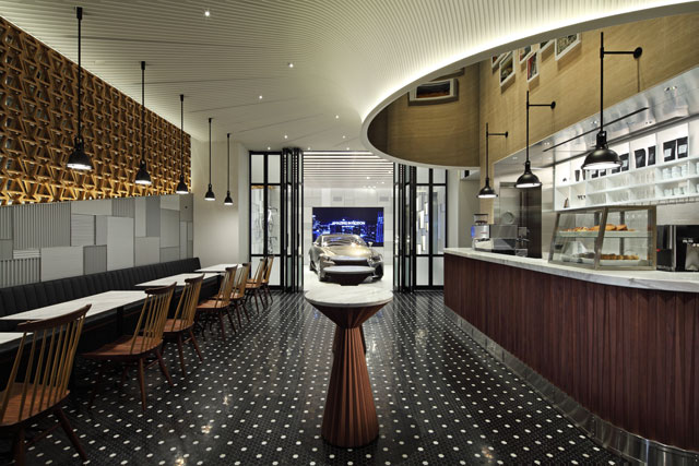 Lexus INTERSECT Cafe