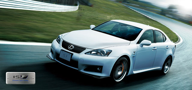Lexus IS F Special Edition Full