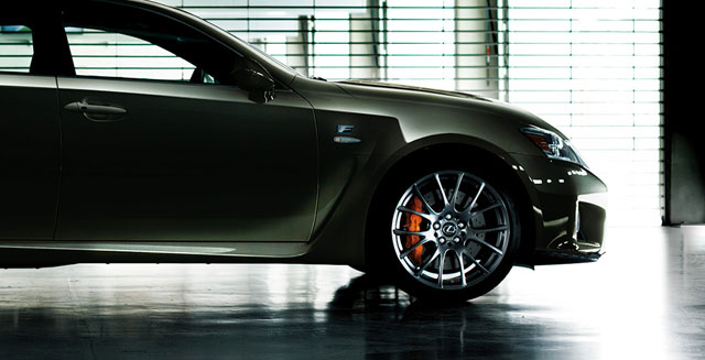 Lexus IS F Special Edition Side