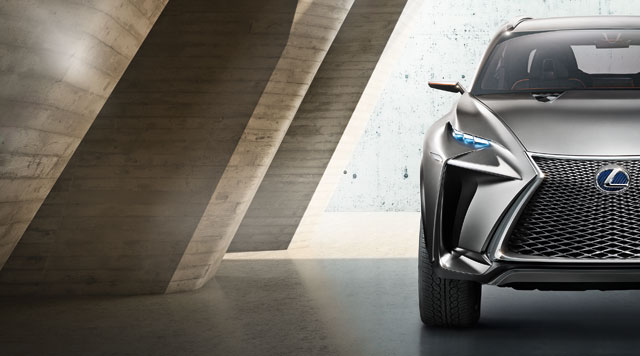 Lexus Ask the LF-NX Concept Project Manager