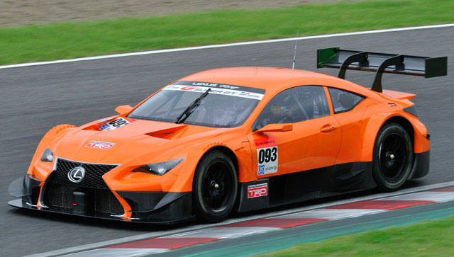 Lexus Super GT GT500 Going
