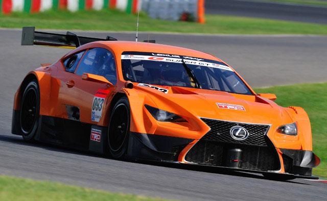Lexus Super Gt Racing
