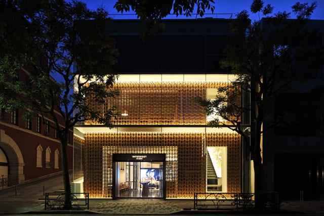 Lexus INTERSECT Building