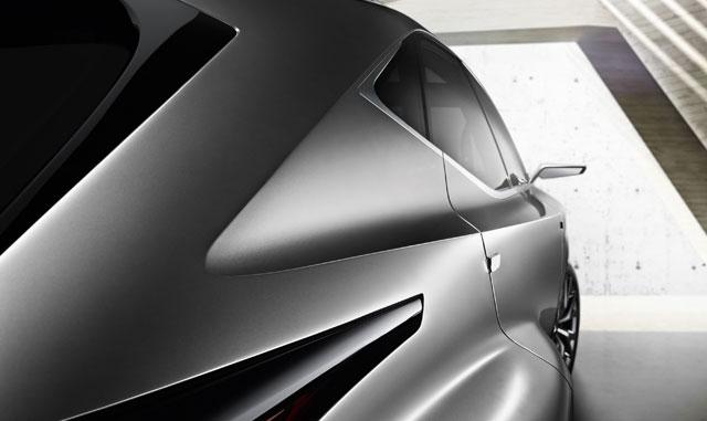 Lexus LF-NX Arrowhead