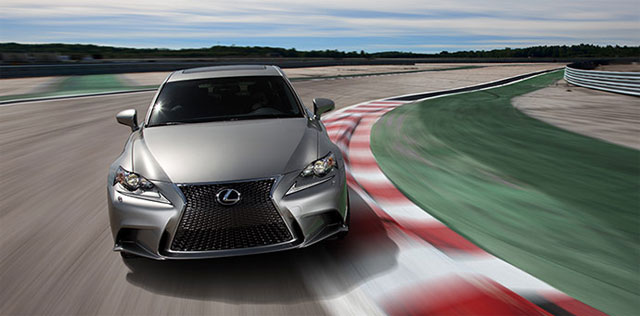 Lexus IS Track Day Canada
