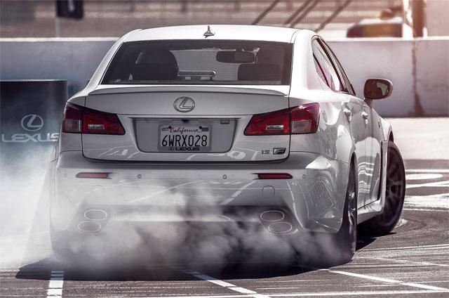 Lexus IS F Las Vegas