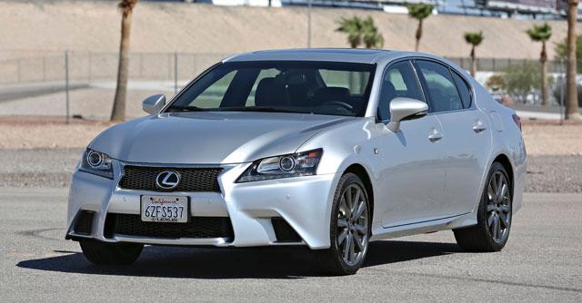 2014 Lexus GS F SPORT