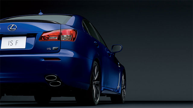 Lexus IS F 2014