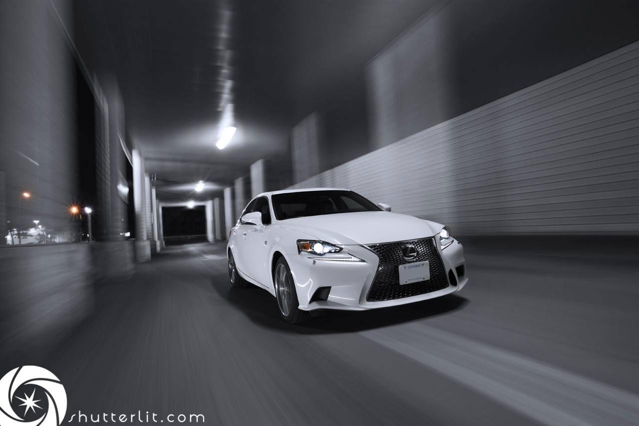Lexus IS 350 F SPORT Ste Ho