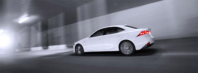 Lexus IS 350 F SPORT Ste Ho Shutterlit