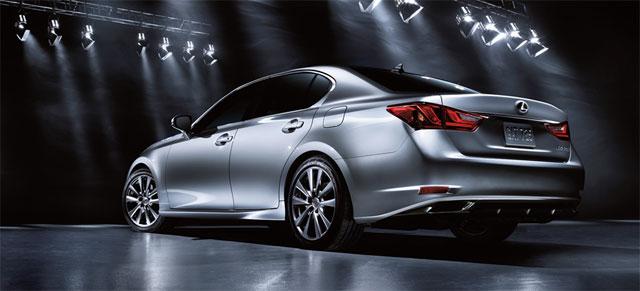 Lexus GS 450h 2014