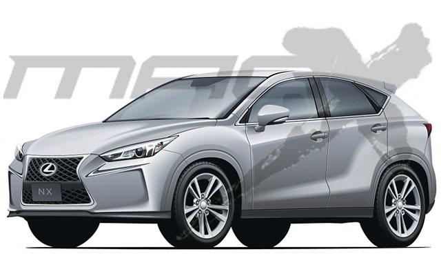 Lexus NX Mag-X
