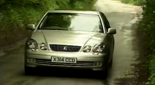Lexus GS 430 2001 Richard Hammond