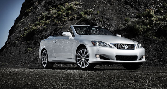2014 Lexus IS Convertible
