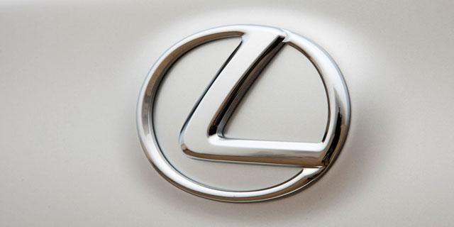 Lexus Badge